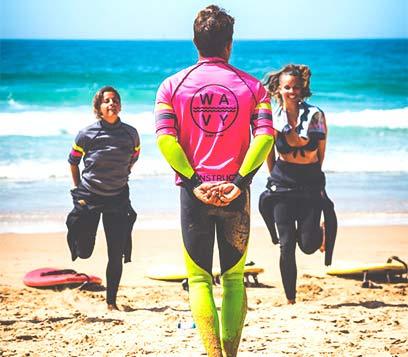 escuela de surf Sagres