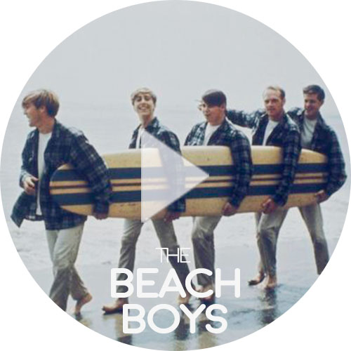tu playlist surfer the beach boys