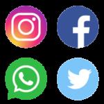 redes sociales campamento de surf