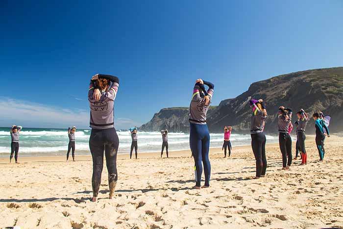 surf camp en portugal actividades