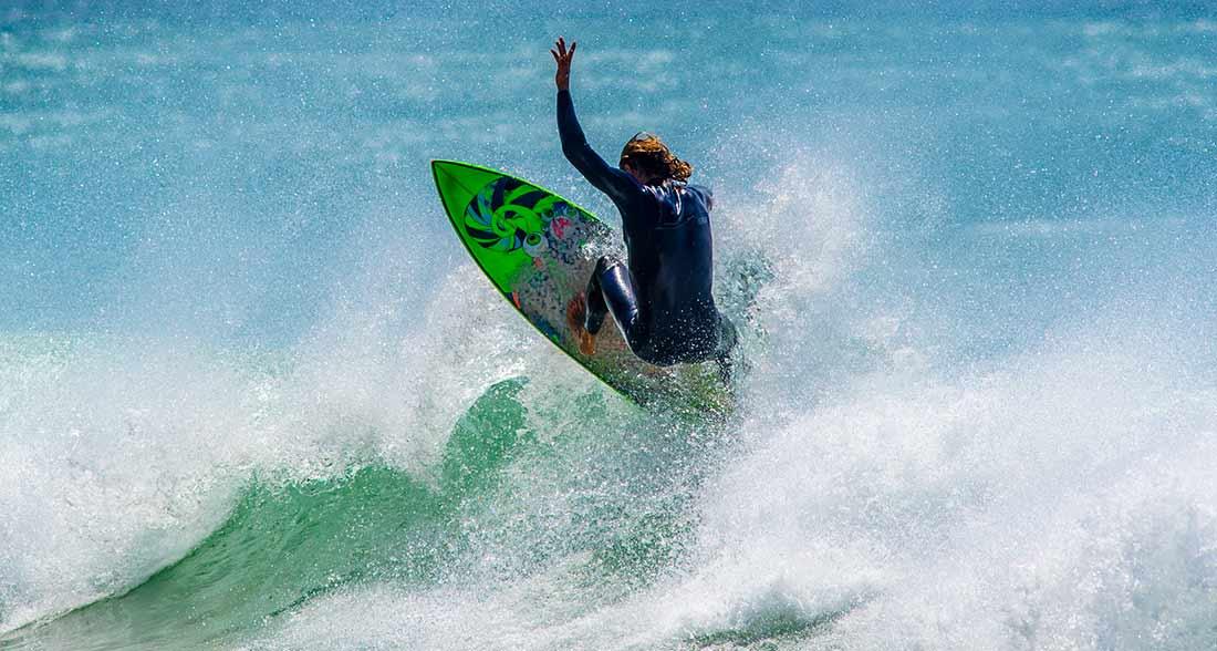 tabla de surf sagres