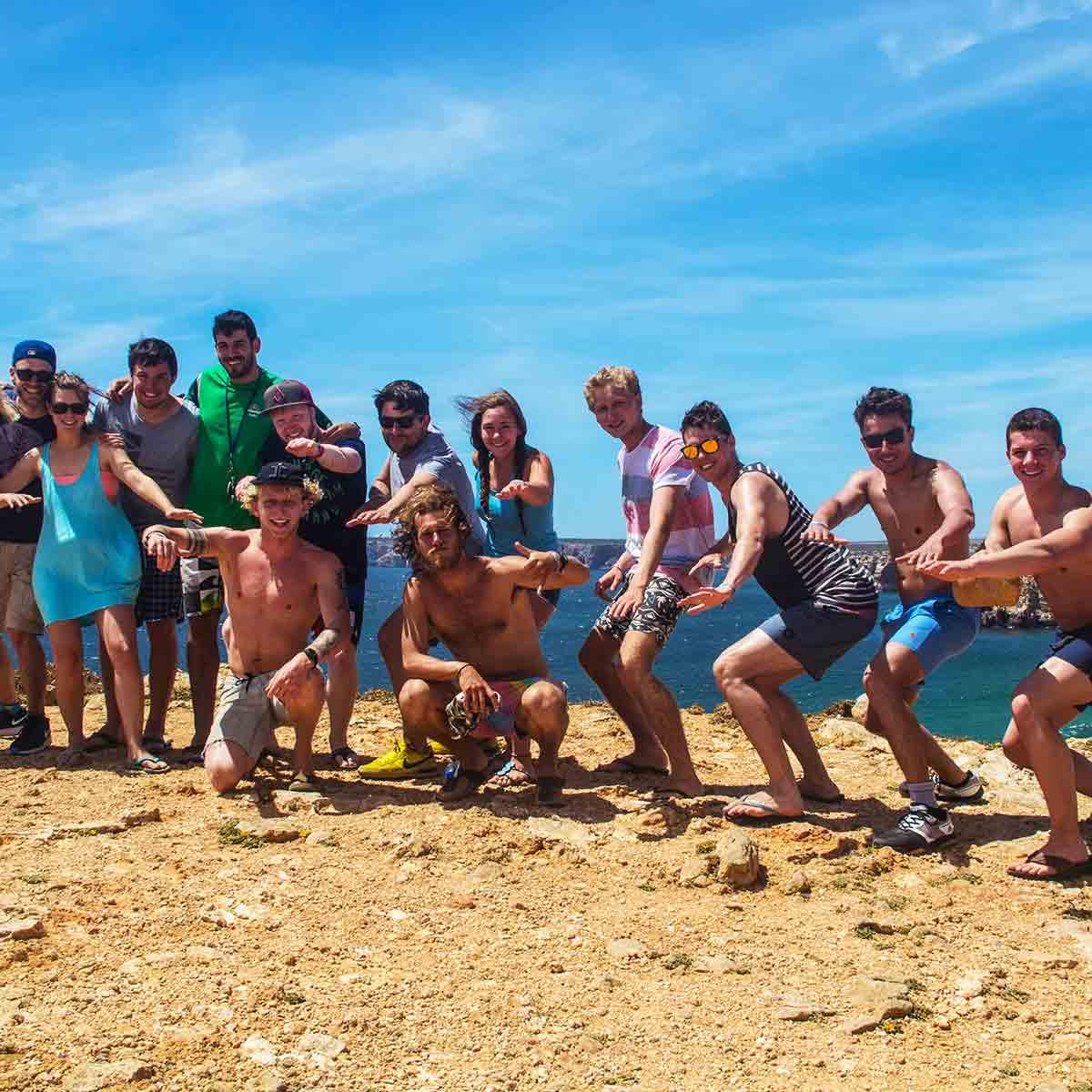 6 motivos para venir a Wavy Surf Camp