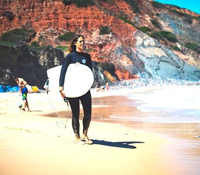 escuela de surf Wavy Portugal