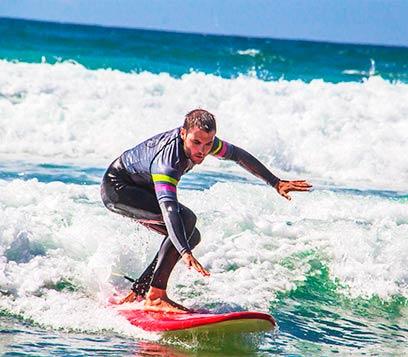 Escuela de surf Algarve