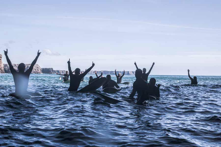 surfear en Portugal clases