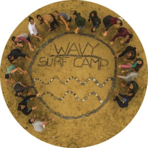 surfear en Portugal wavy