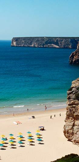 las mejores calas del Algarve beliche
