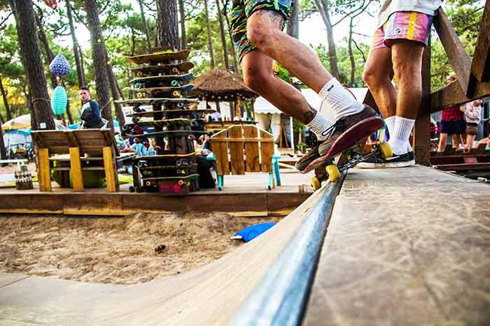 tecnicas para mejorar tu equilibrio en el surf skate