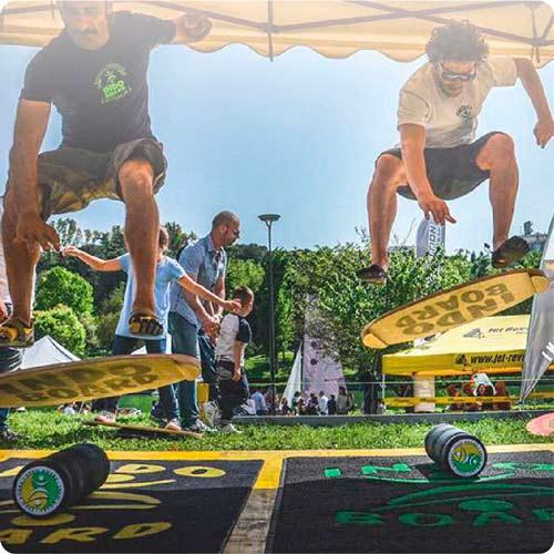 indoboard surf camp algarve