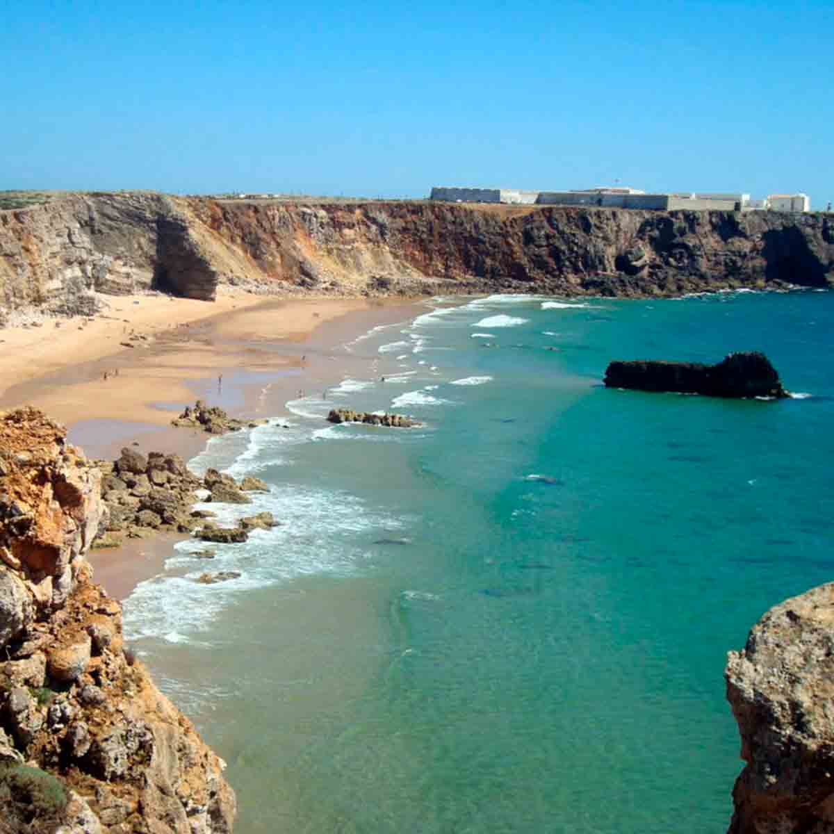 top 5 playas en el algarve tonel