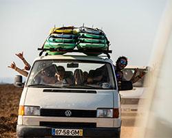 wavy surf camp algarve