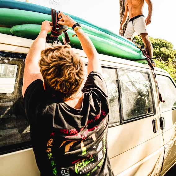 surf trip Portugal